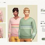 Finn Sweater sims 4 cc