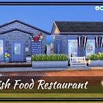 Fish Food sims 4 cc