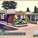 Florence House sims 4 cc