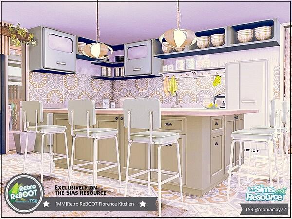 Florence Kitchen sims 4 cc