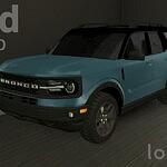 Ford Bronco Sport sims 4 cc