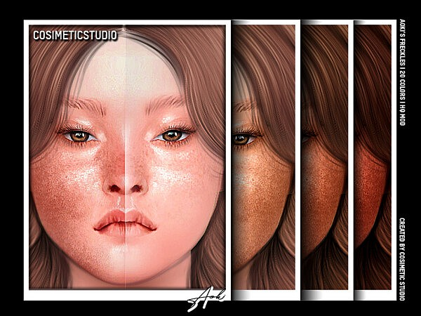 Freckles Aoki by cosimetic from TSR