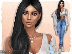 Giselle Dorsey sims 4 cc