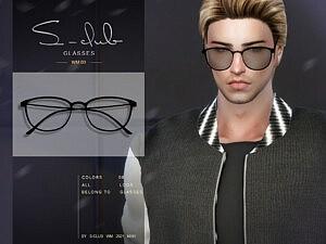 Glasses 202103 sims 4 cc