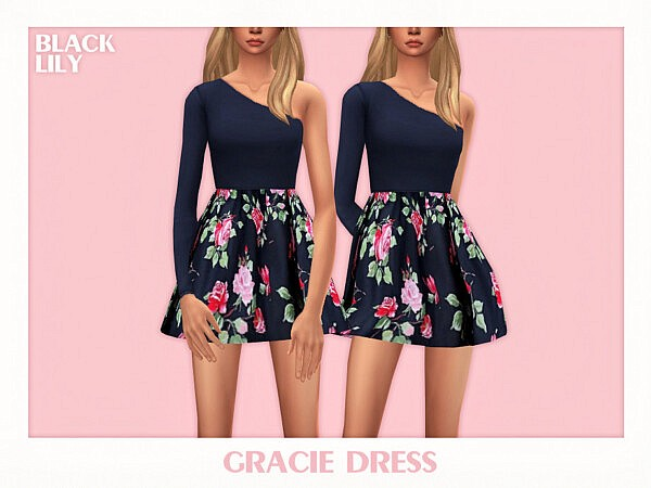 Gracie Dress by Black Lily from TSR
