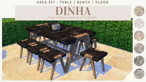 Greg Set from Dinha Gamer