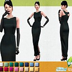 Holly Dress sims 4 cc