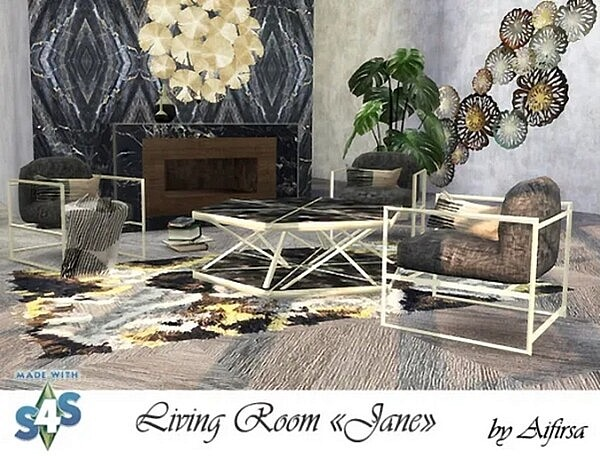 Jane Livingroom