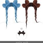 Jayda hair sims 4 cc