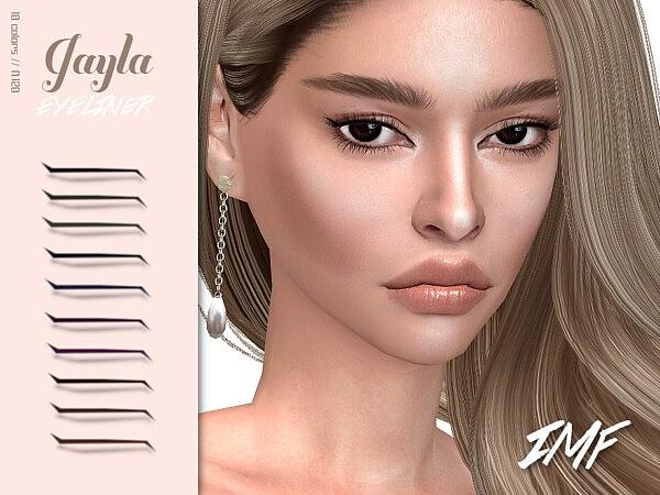 Jayla Eyeliner sims 4 cc