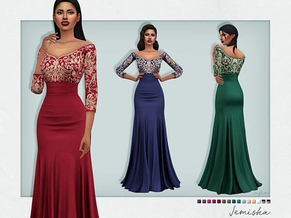 Jemisha Dress by Sifix from TSR