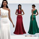 Juno Dress sims 4 cc