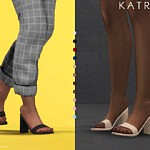 Katrina heels sims 4 cc