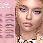 Keziah Eyeshadow sims 4 cc