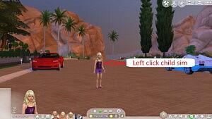 Kids can jog sims 4 cc