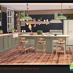 Kitchen Enya Pt. 1 sims 4 cc