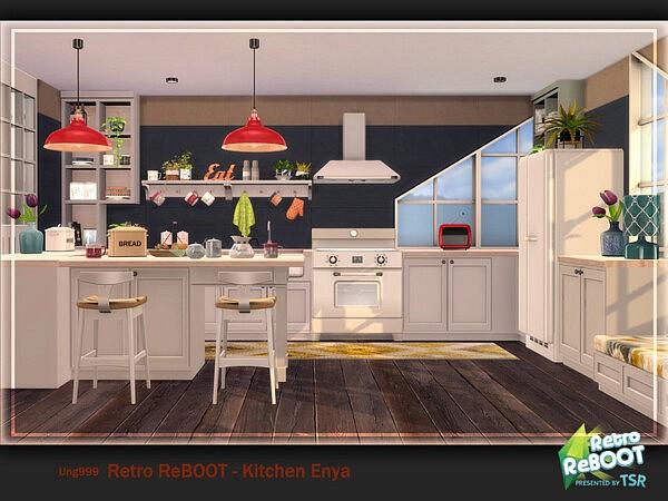 Kitchen Enya Pt. 2 sims 4 cc