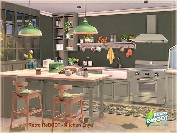 Kitchen Enya Pt. 3 sims 4 cc