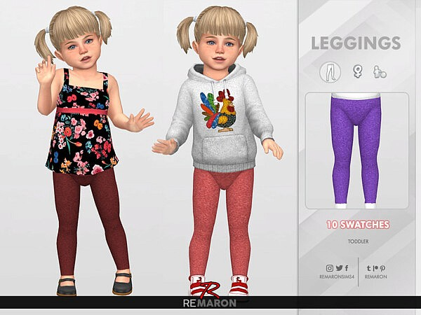 Leggings 01 by remaron from TSR