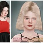 Lilian Hairstyle V2 sims 4 cc