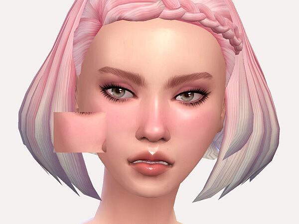 Lina Blush sims 4 cc