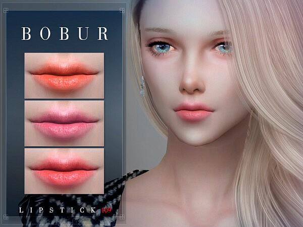Lipstick 109 sims 4 cc