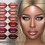 Lipstick N246 sims 4 cc