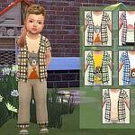 Little Farmer Shirt sims 4 cc