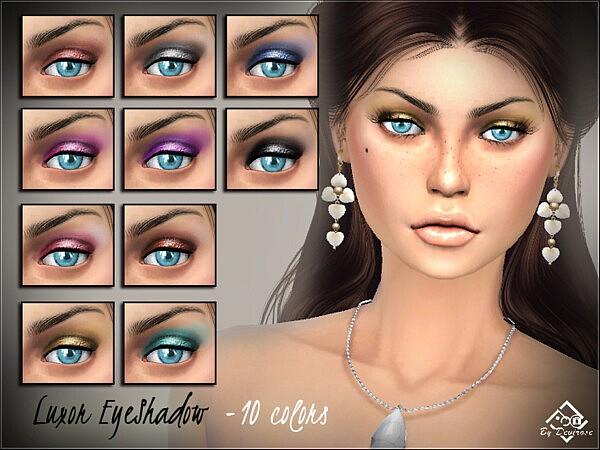 Luxor Eyeshadows sims 4 cc