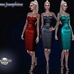 Madame Joesphine dress sims 4 cc