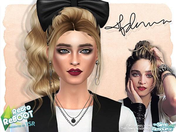 Madonna sims 4 cc