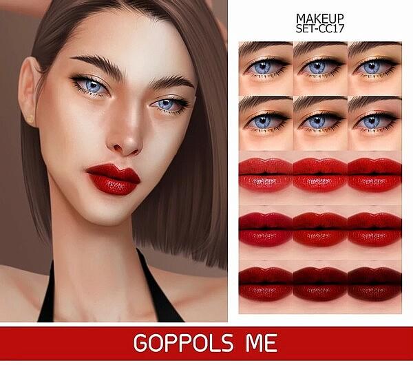Makeup Set CC17 sims 4 cc