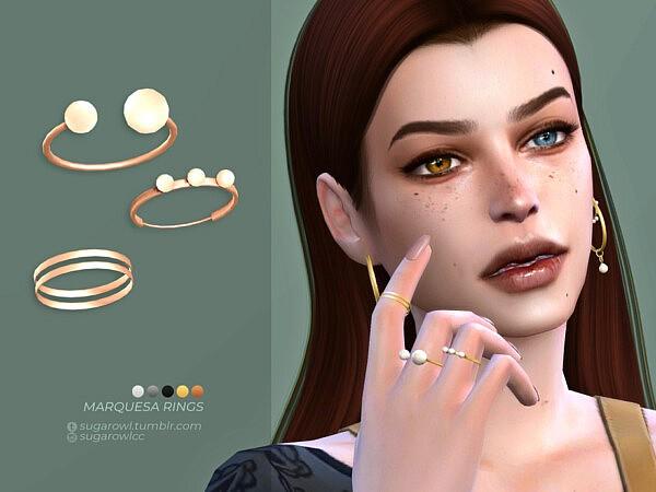 Marquesa rings sims 4 cc