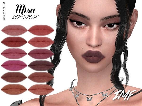 Misa Lipstick N.327 by IzzieMcFire from TSR