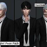 Model Pose Pack sims 4 cc