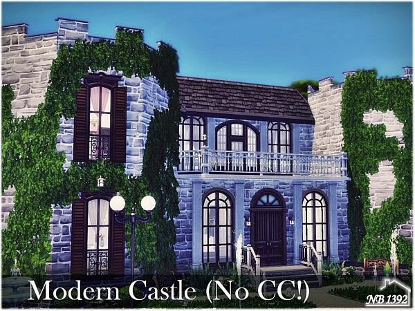 Modern Castle by nobody1392 from TSR
