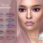 Olivia Eyeshadow sims 4 cc