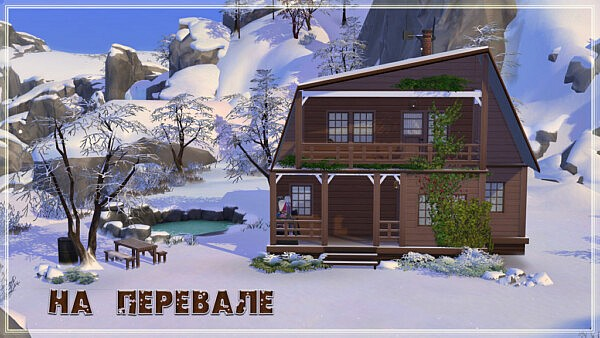 On the pass house sims 4 cc