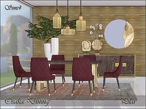 Osaka Dining sims 4 cc