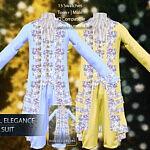 Pastel Elegant Suit sims 4 cc