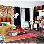 RITA Bedroom sims 4 cc