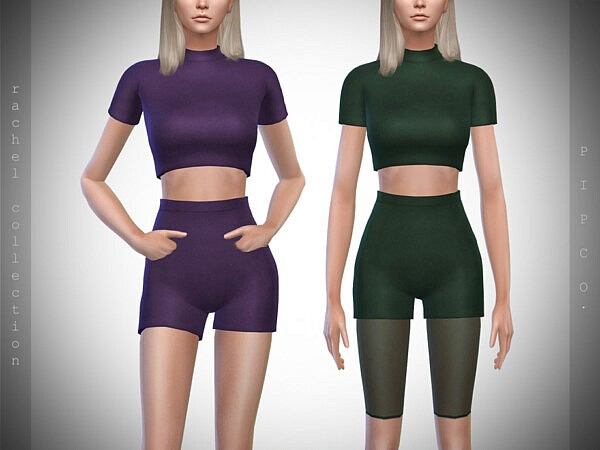 Rachel Top by Pipco from TSR