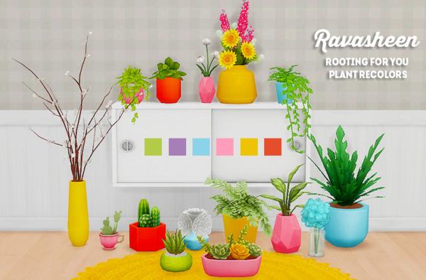 Ravasheens rooting for you plants sims 4 cc