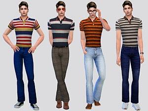 Retrospect Outfit sims 4 cc