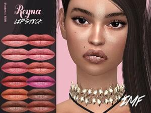 Reyna Lipstick N.328 sims 4 cc