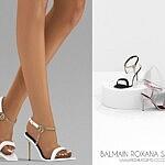 Roxana Sandals sims 4 cc