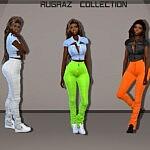 Rugraz Collection sims 4 cc