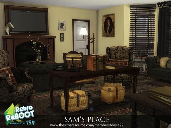 SamS Place sims 4 cc