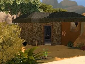 Shanga Babas Place sims 4 cc