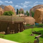 Sheeps Roost sims 4 cc